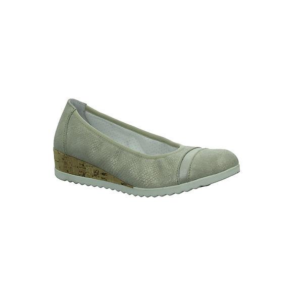 Longo, Qualität Keilpumps, grün  Gute Qualität Longo, beliebte Schuhe 77d772