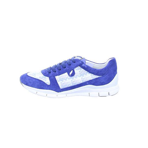 GEOX, Klassische Halbschuhe, blau  Gute Qualität beliebte Schuhe