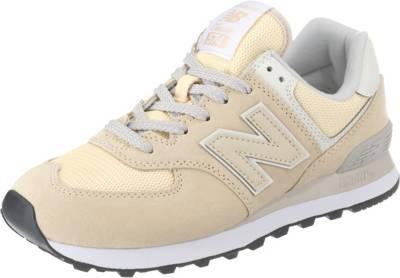 Sneakers Sneakers LowBeige New New BalanceWl574 BalanceWl574 Sneakers LowBeige LowBeige BalanceWl574 New bgYfv76y