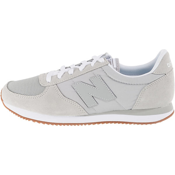 new new new balance, U220 Sneakers Low, weiß   d148b0