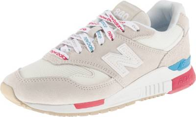 new balance, WL840 Sneakers Low, weiß