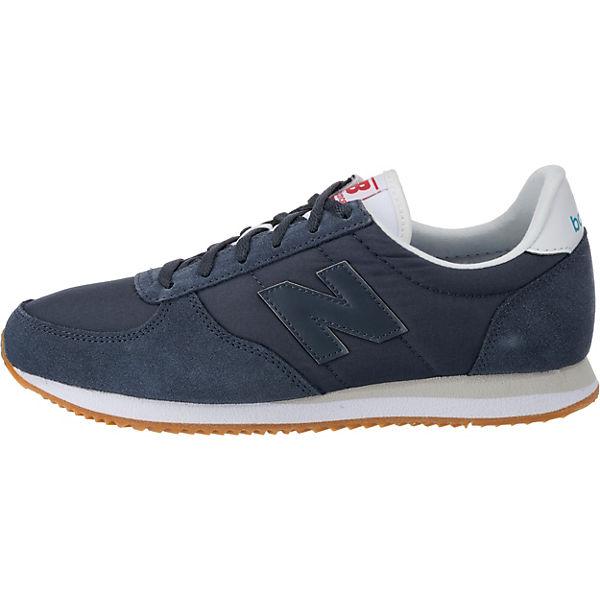 new balance, WL220 Sneakers Sneakers Sneakers Low, dunkelgrau  Gute Qualität beliebte Schuhe e8ab01