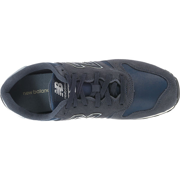 balance dunkelblau Sneakers Low new ML373 gw8qpp
