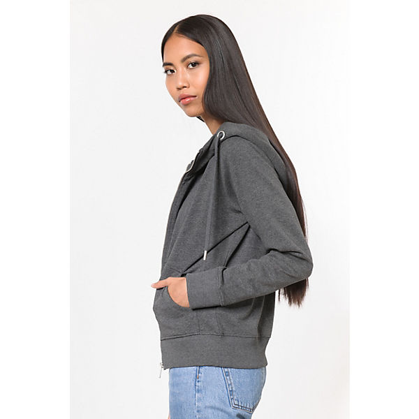 ONLY Sweatjacke dunkelgrau ONLY dunkelgrau ONLY Sweatjacke SxxU7Ywg