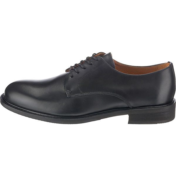 SELECTED HOMME, Business-Schnürschuhe, schwarz schwarz schwarz   0d472a
