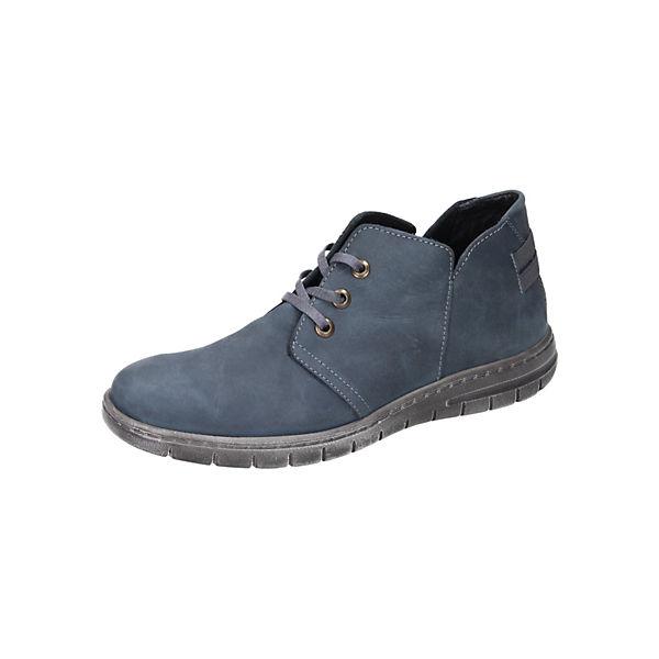 Comfortabel Comfortabel Schnürschuhe Schnürschuhe blau wRqO867an