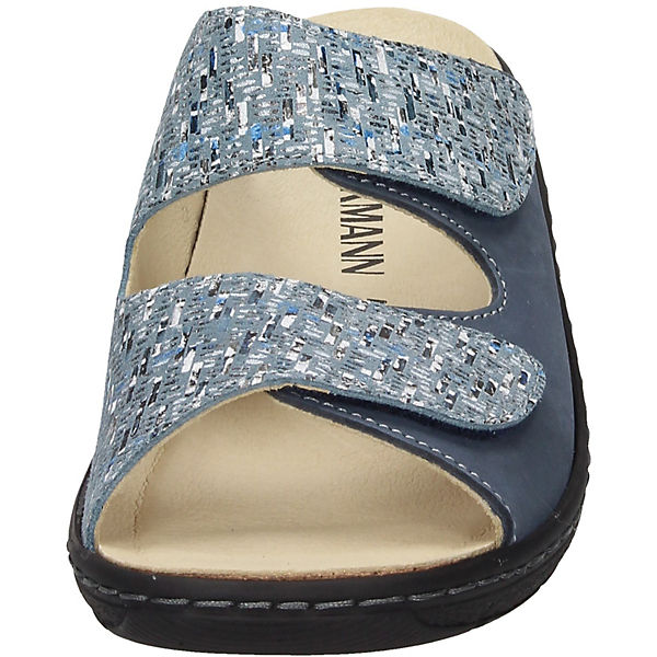 Dr. Brinkmann, Pantoletten, blau  Gute Qualität beliebte beliebte beliebte Schuhe ae2473