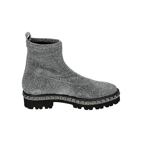 Kennel & Schmenger Schlupfstiefeletten grau  Gute Qualität beliebte Schuhe