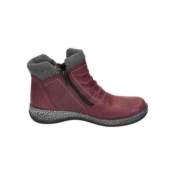 Comfortabel, Schnürschuhe, rot  Gute Schuhe Qualität beliebte Schuhe Gute 9afeac
