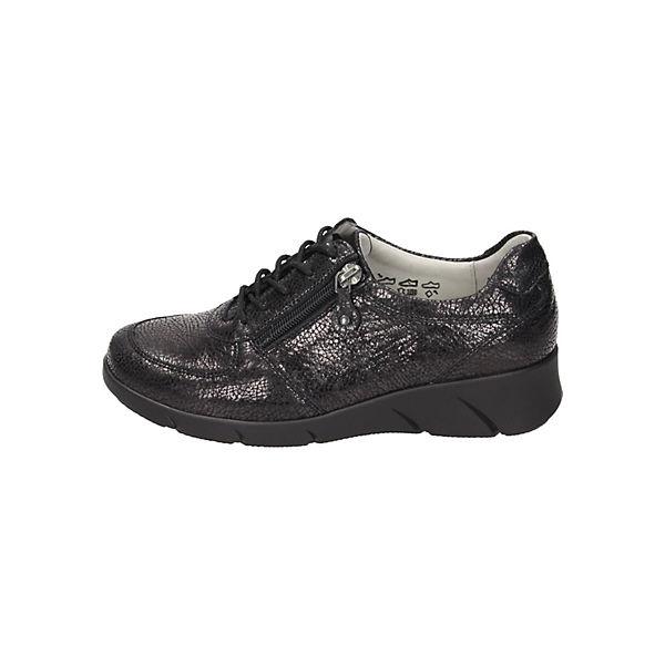 WALDLÄUFER Schnürschuhe grau  Gute Gute Gute Qualität beliebte Schuhe c6963c