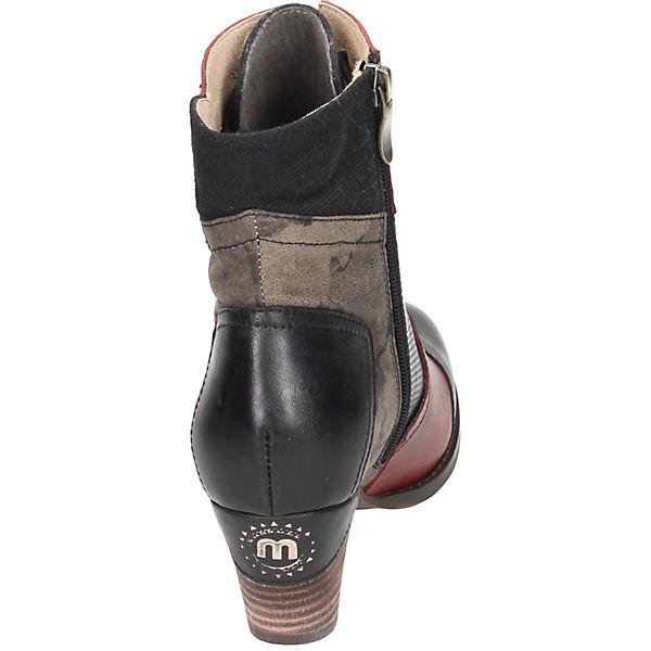 Manitu, Schnürstiefeletten, beliebte mehrfarbig  Gute Qualität beliebte Schnürstiefeletten, Schuhe 48d210