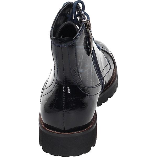 Piazza,  Schnürstiefeletten, blau  Piazza, Gute Qualität beliebte Schuhe 801528
