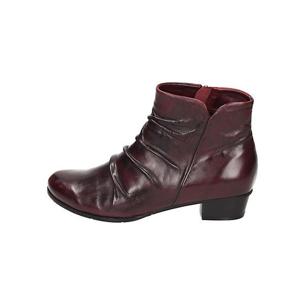 Piazza, Piazza, Piazza, Klassische Stiefeletten, rot  Gute Qualität beliebte Schuhe cab200