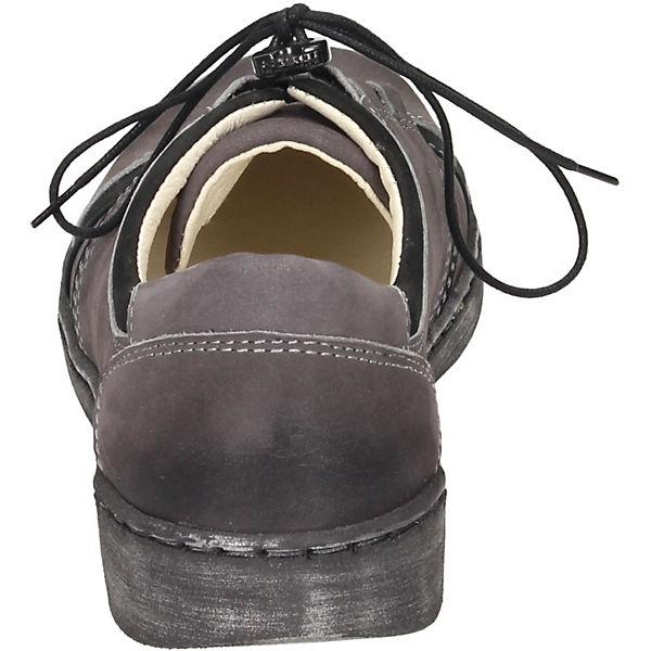 Manitu, Business Qualität Schuhe, grau  Gute Qualität Business beliebte Schuhe f221d7