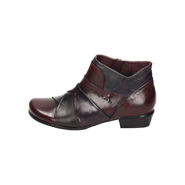 Piazza, Klassische Stiefeletten, rot  Gute Qualität beliebte Schuhe