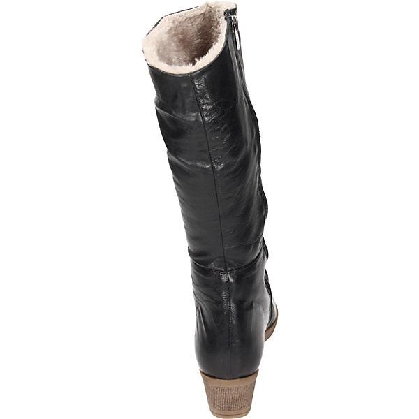 Manitu, Qualität Keilstiefel, schwarz  Gute Qualität Manitu, beliebte Schuhe bb93b1