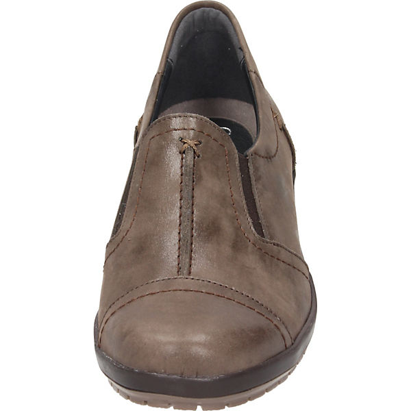 Comfortabel, Klassische Slipper, braun  Gute beliebte Qualität beliebte Gute Schuhe 06a89a