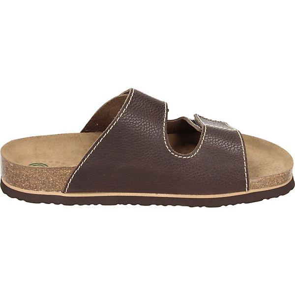 Dr.  Brinkmann, Pantoletten, braun  Dr. Gute Qualität beliebte Schuhe e09ff3