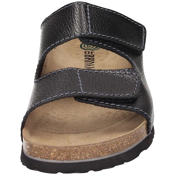 Dr. Brinkmann, Pantoletten, schwarz beliebte  Gute Qualität beliebte schwarz Schuhe a7d541