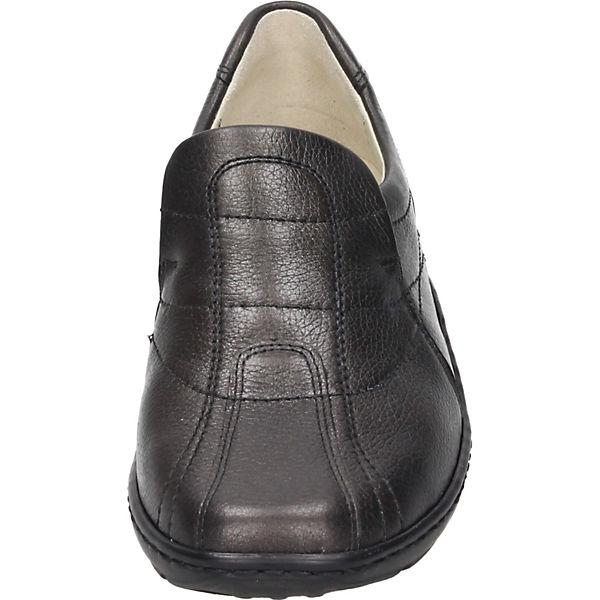 WALDLÄUFER Gute Klassische Slipper braun  Gute WALDLÄUFER Qualität beliebte Schuhe 1ead8d