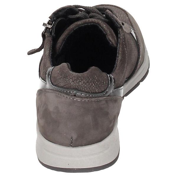 Schnürschuhe Comfortabel Comfortabel Schnürschuhe grau RwwY6Ix