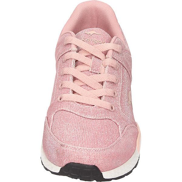 KangaROOS, Sportliche Halbschuhe, rosa rosa Halbschuhe,   50fbbe
