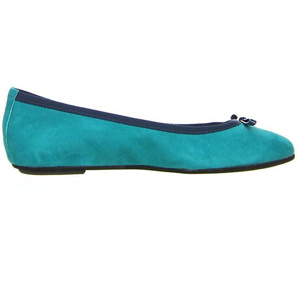 Vista, Klassische Ballerinas, Ballerinas, Ballerinas, türkis  Gute Qualität beliebte Schuhe 5a3d9a