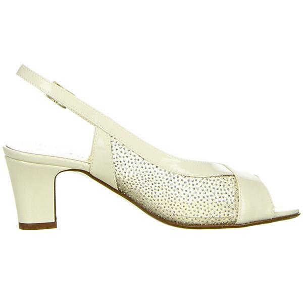 Vista, creme Sling-Pumps, creme Vista, Gute Qualität beliebte Schuhe dd941b