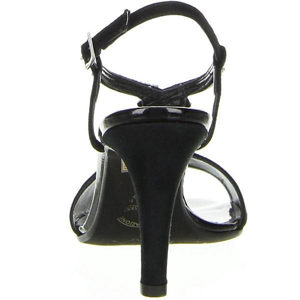 Vista Qualität T-Steg-Sandaletten schwarz  Gute Qualität Vista beliebte Schuhe c45cc2