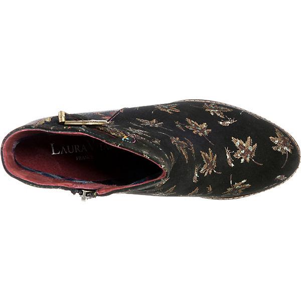 Laura Vita, Klassische Stiefeletten, beliebte schwarz-kombi  Gute Qualität beliebte Stiefeletten, Schuhe f981dc