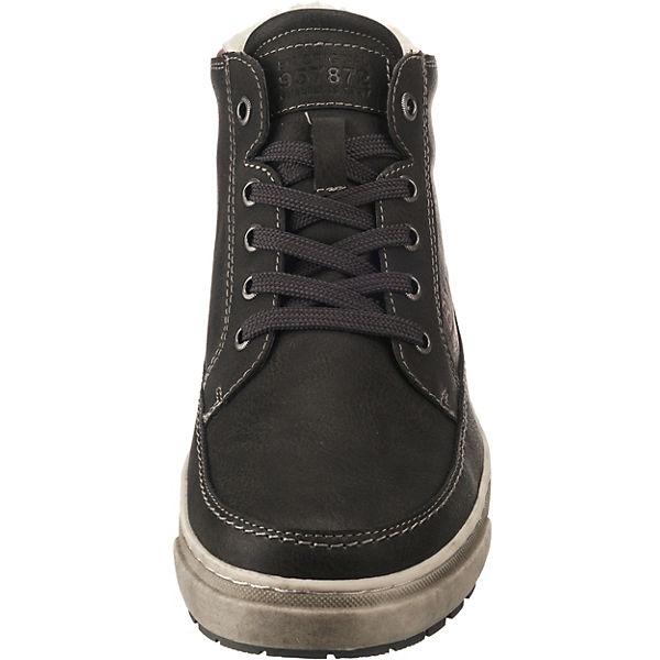 BM Footwear, Winterstiefel, dunkelgrau     c74a1e