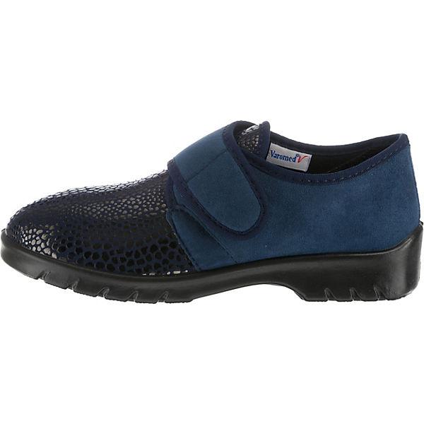 VAROMED,  Strasbourg  Komfort-Halbschuhe, dunkelblau  VAROMED, Gute Qualität beliebte Schuhe 9a1a9d