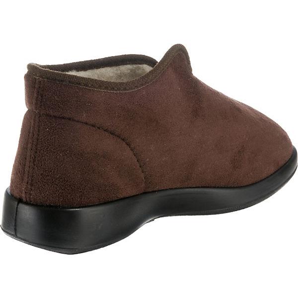 VAROMED Genua Winter  Geschlossene Hausschuhe braun Schuhe  Gute Qualität beliebte Schuhe braun efcb81