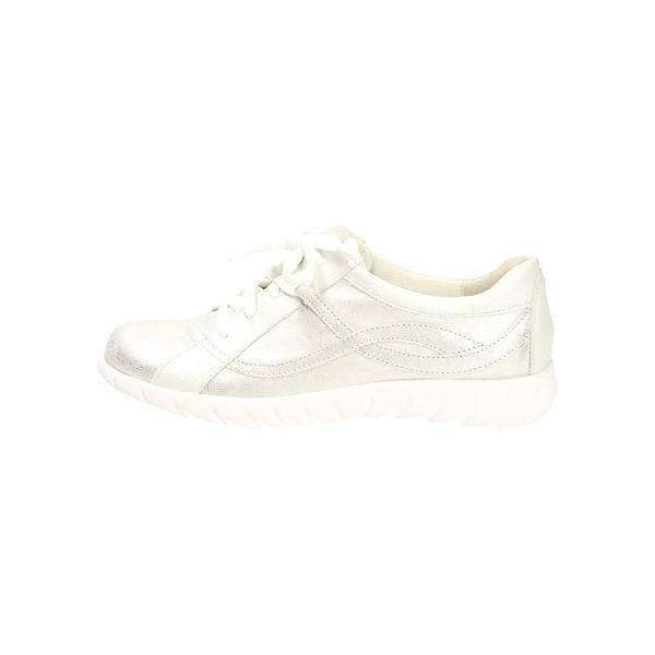 WALDLÄUFER Klassische Halbschuhe silber  Gute Qualität beliebte Schuhe