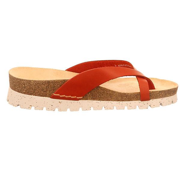 MEPHISTO Zehentrenner rot  beliebte Gute Qualität beliebte  Schuhe c74bc7