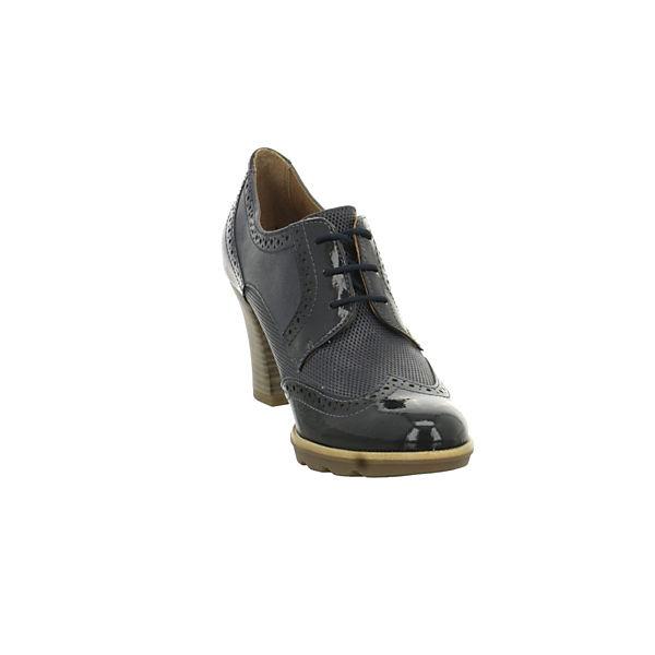 Tamaris,  Schnürpumps, schwarz  Tamaris, Gute Qualität beliebte Schuhe f6ad39