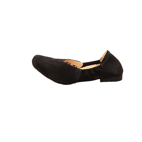 Think!  Faltbare Ballerinas blau  Think! Gute Qualität beliebte Schuhe e40541
