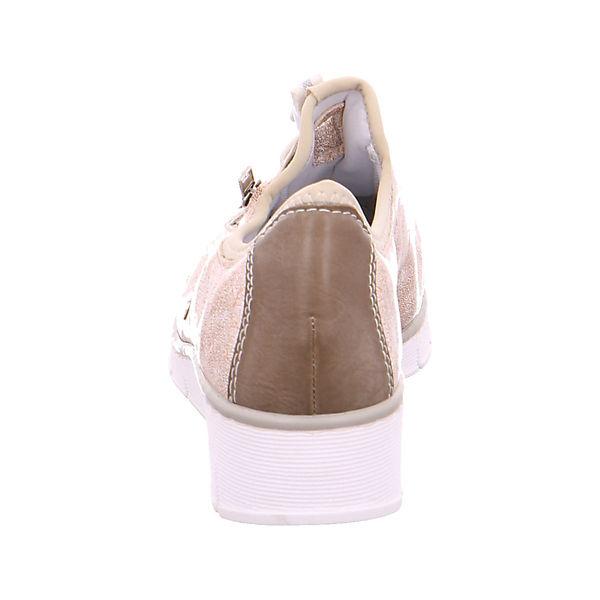 rieker, Klassische Halbschuhe, rosa Schuhe  Gute Qualität beliebte Schuhe rosa f19f88