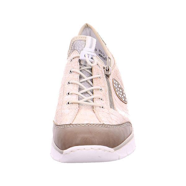 rieker, Klassische Halbschuhe, rosa Schuhe  Gute Qualität beliebte Schuhe rosa 149372