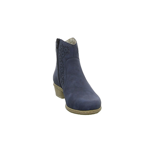 rieker, Klassische Stiefeletten, blau blau blau   2e15a5