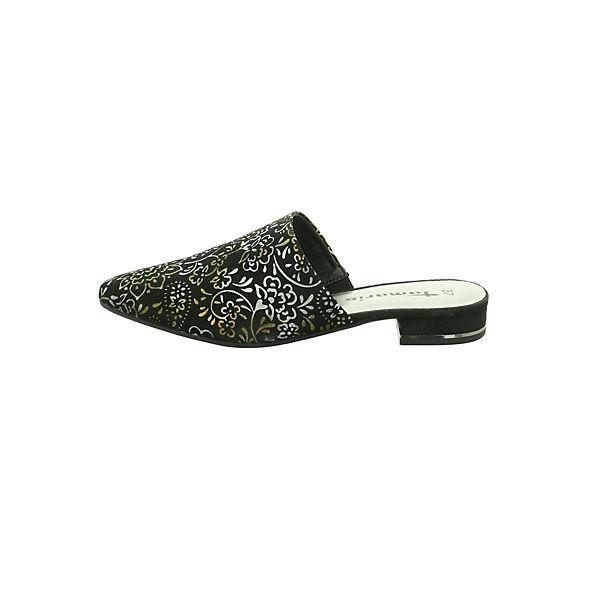 Tamaris Sabots schwarz  Gute Qualität beliebte Schuhe
