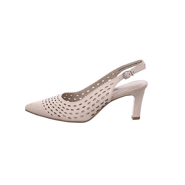 Tamaris, Sling-Pumps, beliebte weiß  Gute Qualität beliebte Sling-Pumps, Schuhe 9525bb