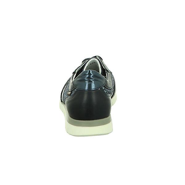 MEPHISTO Klassische Halbschuhe blau  Gute Qualität beliebte Schuhe