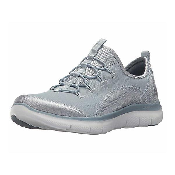 SKECHERS hellblau Low hellblau SKECHERS Low Sneakers SKECHERS Sneakers Low hellblau Sneakers SFx1BRwqx