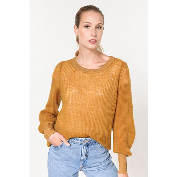 Soyaconcept Soyaconcept gelbgold Irka Pullover Pullover 1gwqBnx