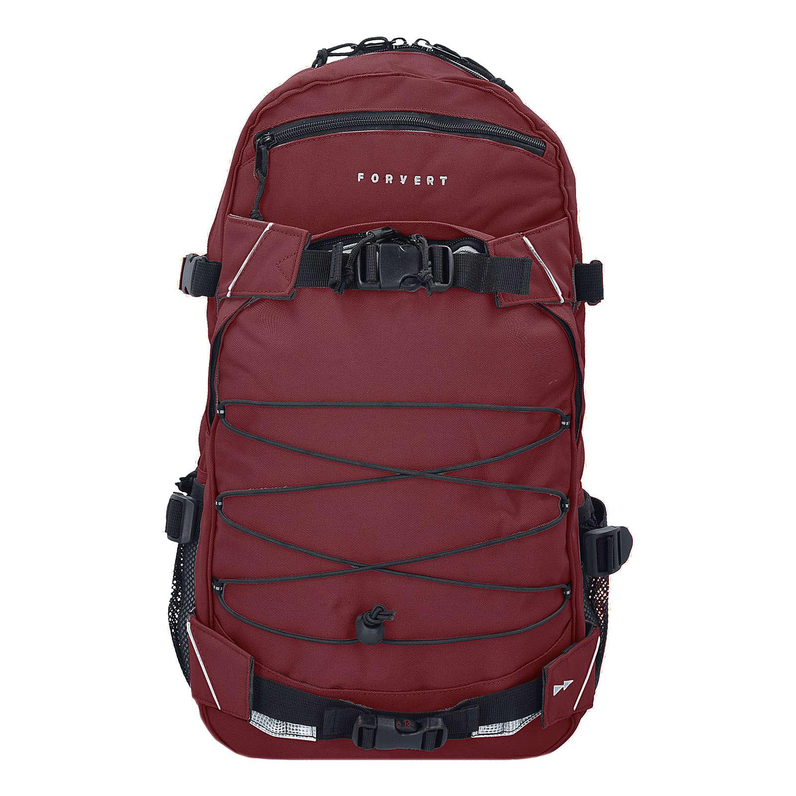 Forvert Backpack Laptop Louis Rucksäcke rot
