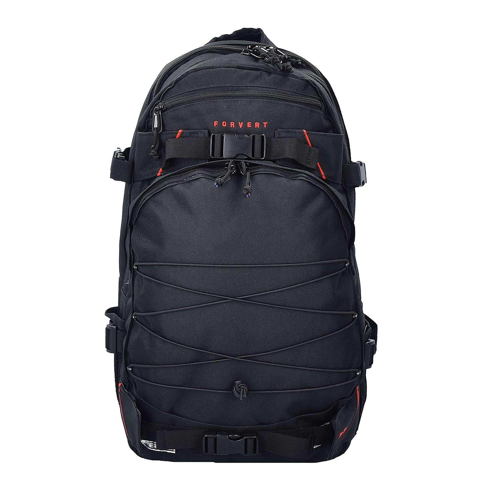 Forvert Backpack Laptop Louis Rucksäcke schwarz