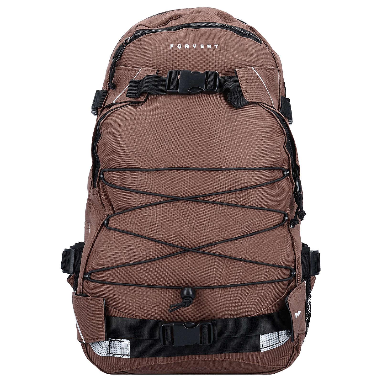 Forvert Backpack Laptop Louis Rucksäcke braun