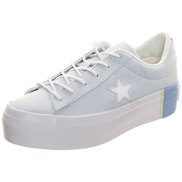 Converse Cons One Star Platform OX  Sneakers Low