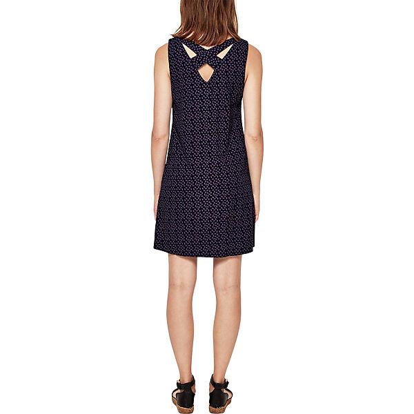 Kleid Oliver s s blau Oliver Kleid HrwIH